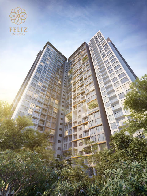 Feliz En Vista Apartment for sell in District 2 Capitaland