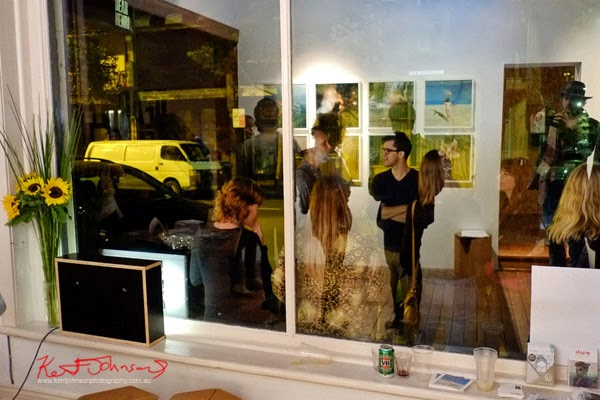 Reflections, We all Went Walking – Eliya Nikki Cohen the corner cooperative Head On Photo Festival