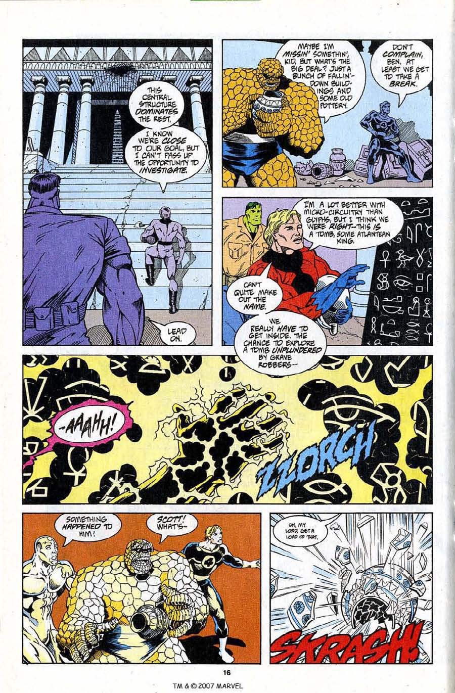 Read online Silver Surfer (1987) comic -  Issue #96 - 18