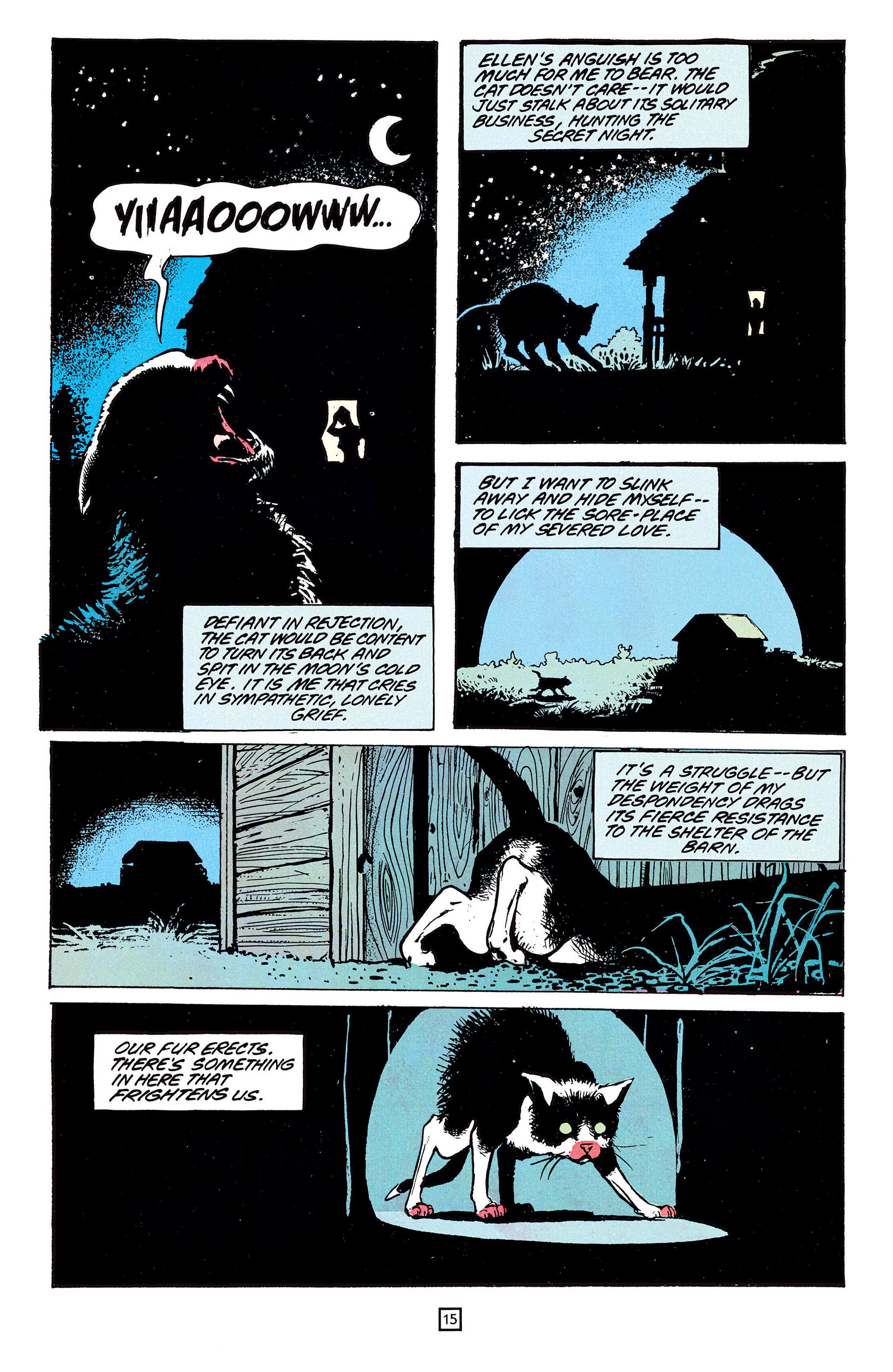 Read online Animal Man (1988) comic -  Issue #54 - 16
