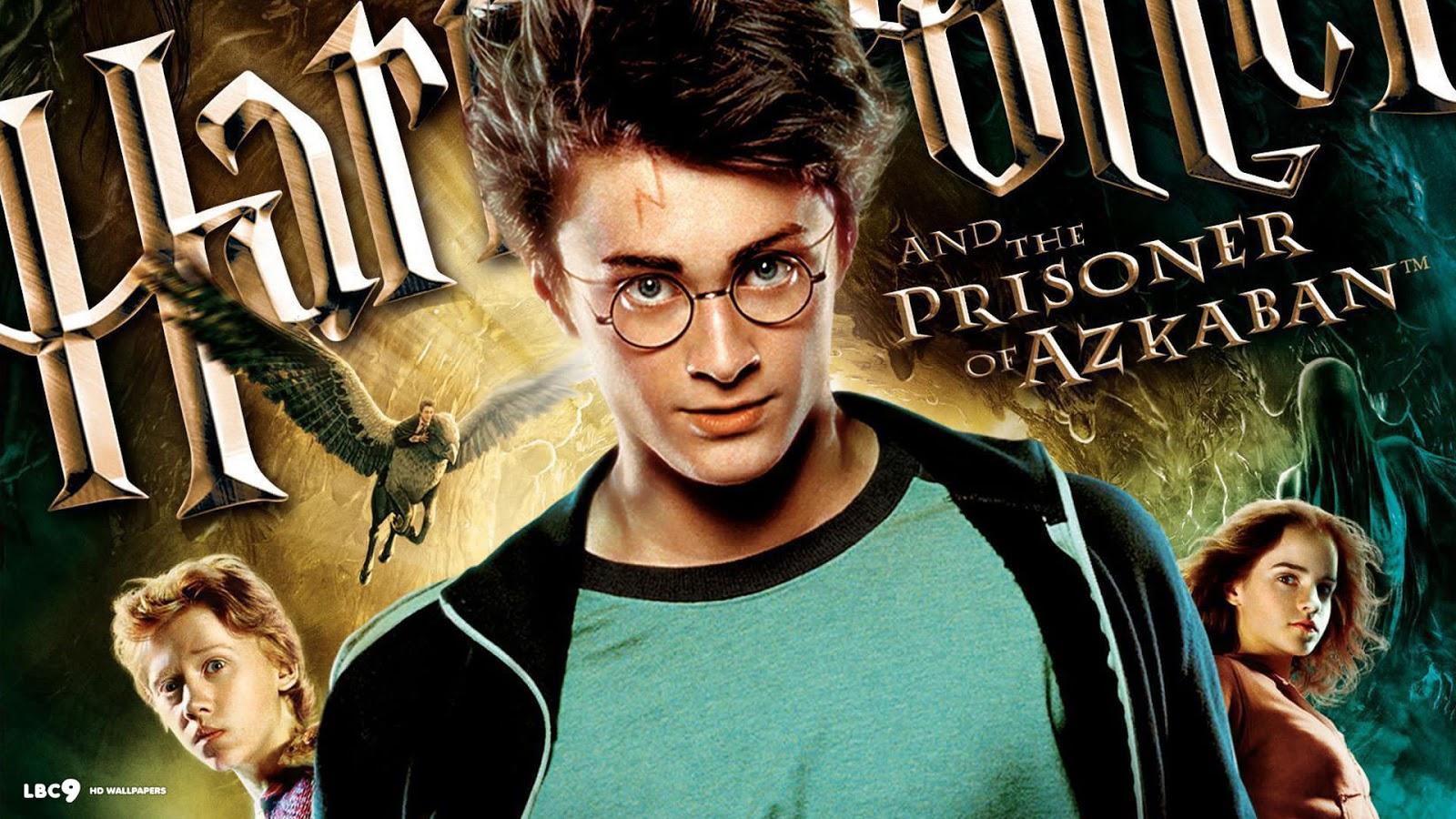 Harry Potter And The Prisoner Of Azkaban 2004 Ton2 Aja