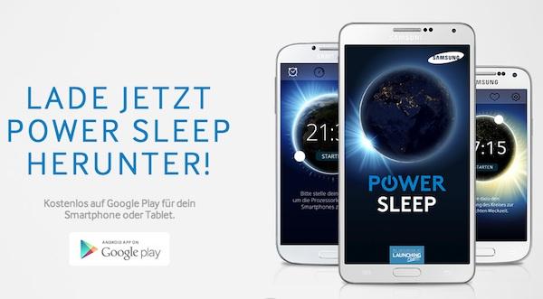 Power Sleep, deja que tu smartphone colabore con la ciencia mientras duermes