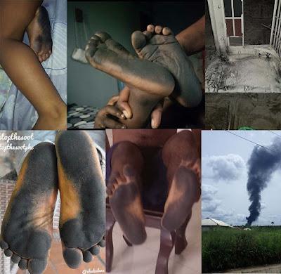 #StopTheSoot: Port Harcourt residence react to hazardous environmental pollution [Top Tweets]
