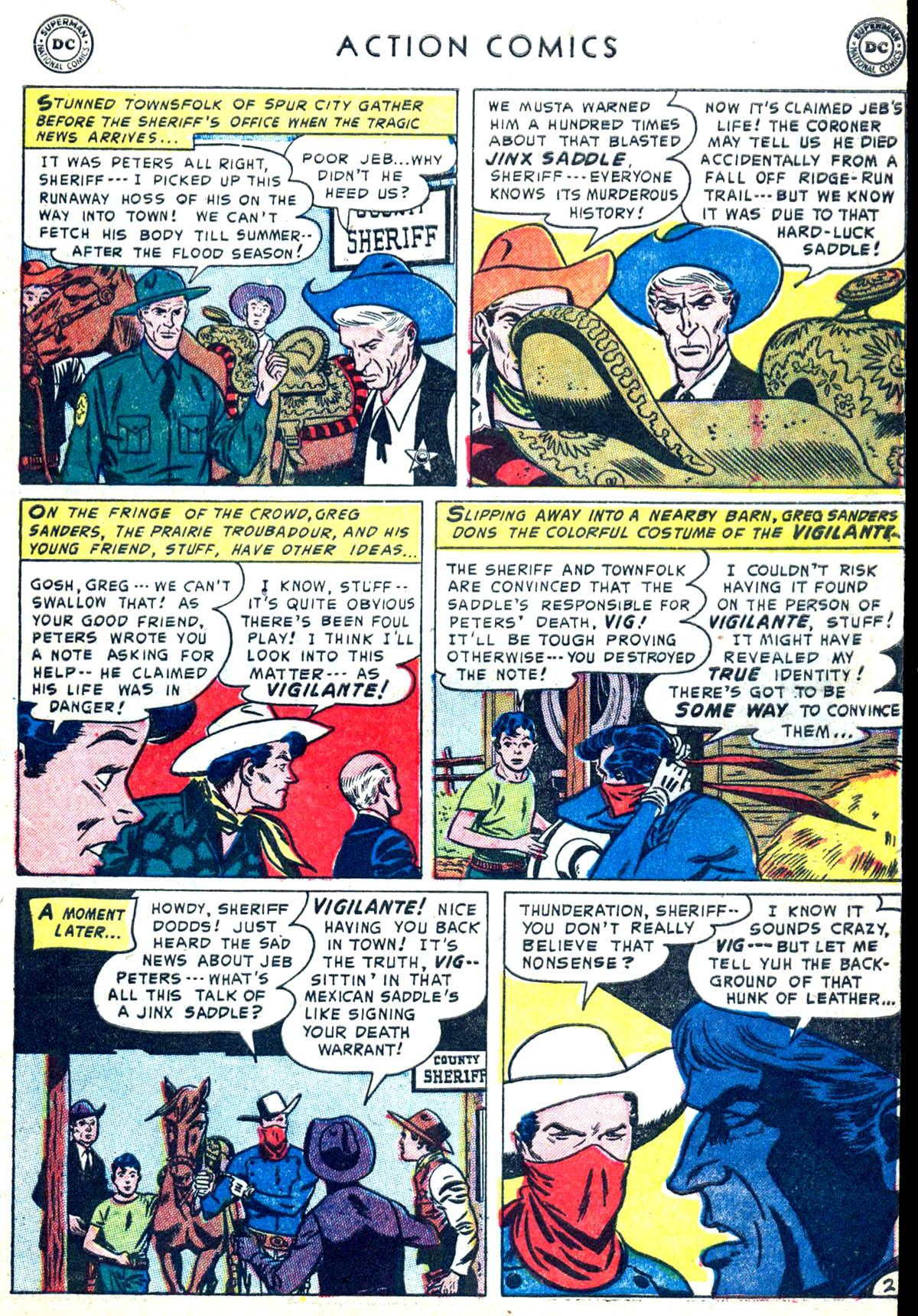Action Comics (1938) 183 Page 34
