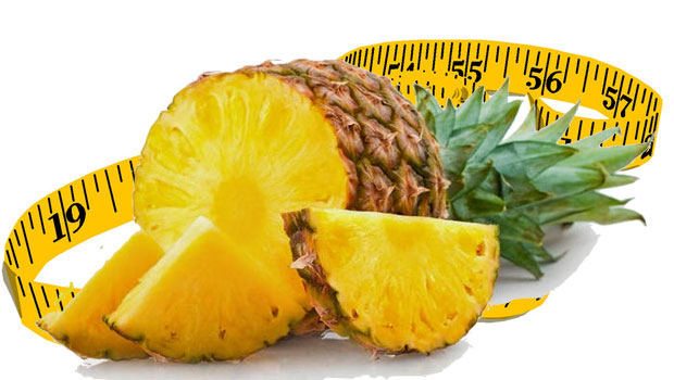 Cara Menurunkan Berat Badan 5 Kg dalam 5 hari dengan Buah Nanas