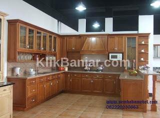 kitchen set murah dan berkualitas di Banjarmasin