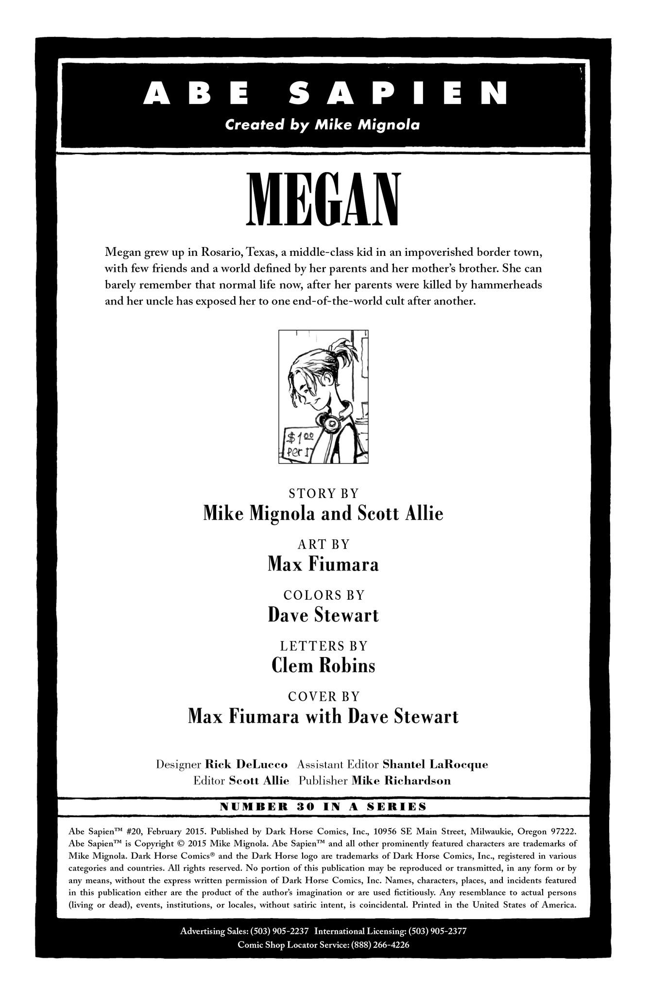 Read online Abe Sapien comic -  Issue #20 - 2
