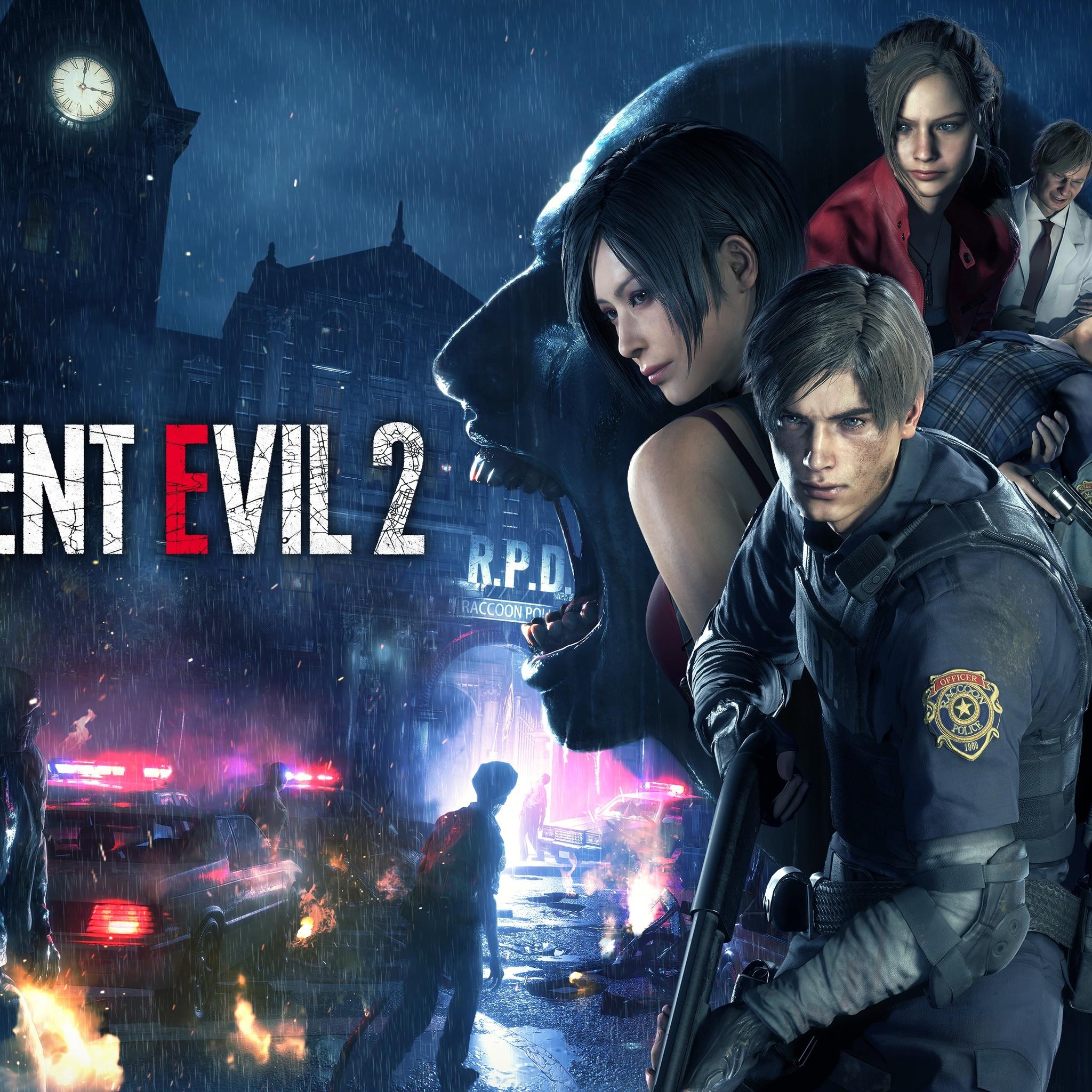 2019 Resident Evil 2 Hd