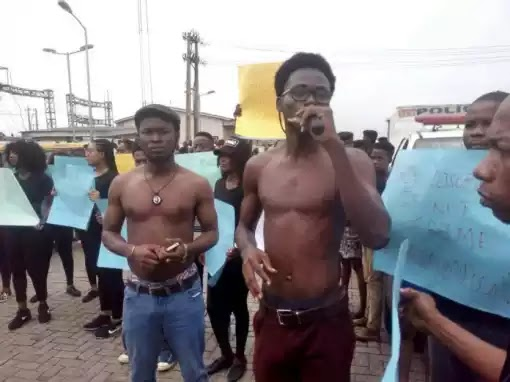 Charly Boy and Fellow Protesters Vow To Continue Protest