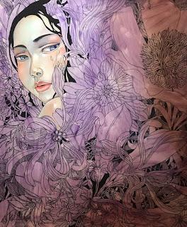 retratos-de-mujeres-arte-moderno-estilo-cubista rostros-femeninos-arte-cubista