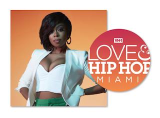 Shay Johnson Pleasure P Love And Hip Hop Miami