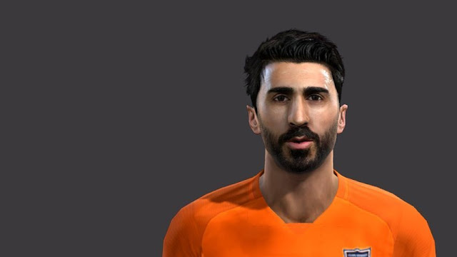 Mahmut Tekdemir Face PES 2013