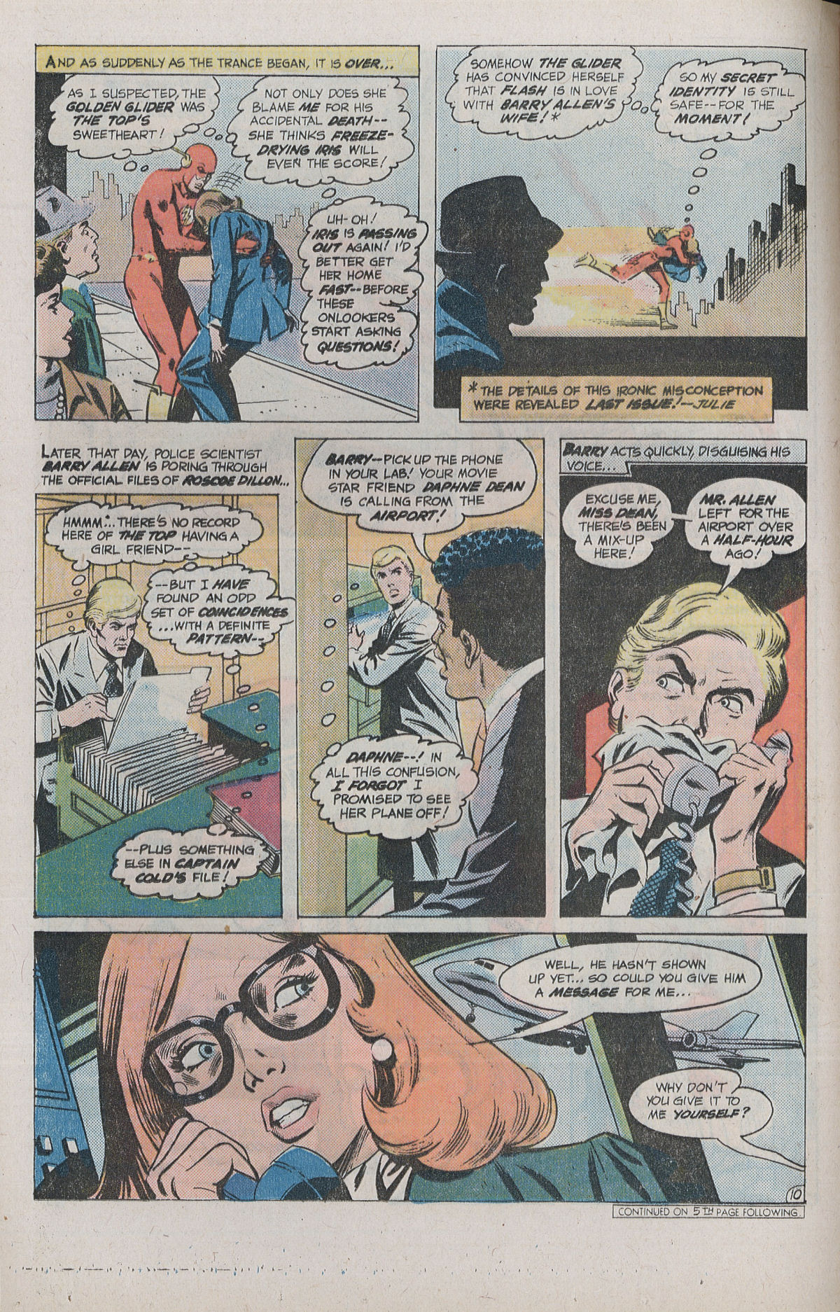 The Flash (1959) issue 251 - Page 16