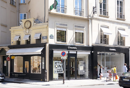 Paris Shopping Guide: Beauty