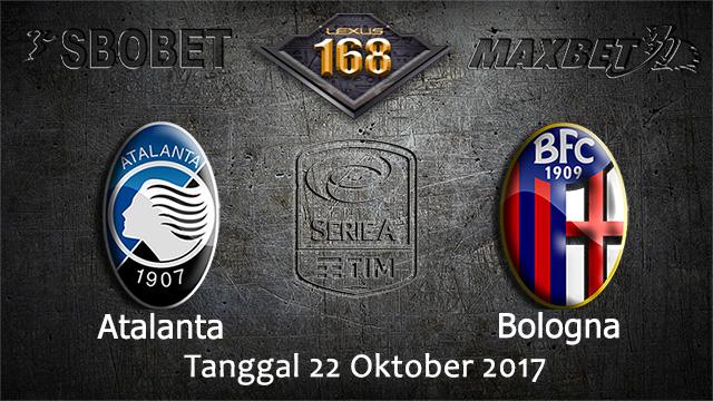 PREDIKSIBOLA - PREDIKSI TARUHAN BOLA ATALANTA VS BOLOGNA 22 OCTOBER 2017 (SERIE A)
