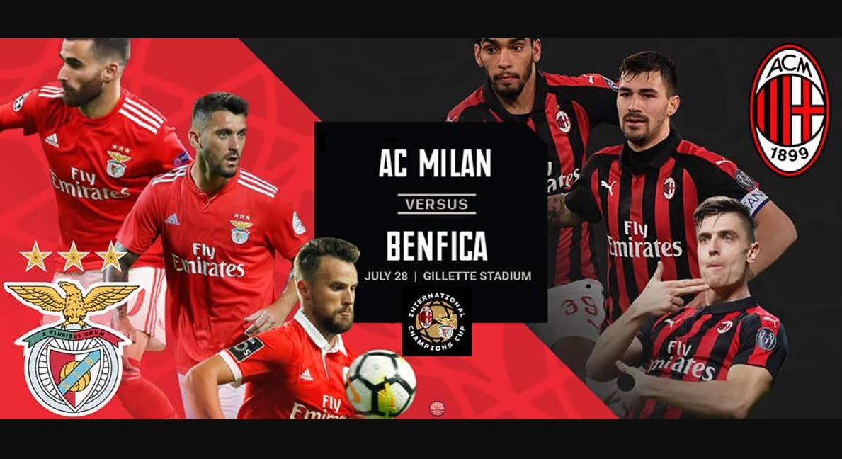 Rojadirecta MILAN BENFICA Streaming e Diretta TV, dove vederla.