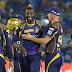 केकेआर 25 रन से जीता, राजस्थान रॉयल्स का  सफर रुका