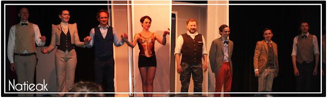 Textes de théâtre du genre : Vaudeville