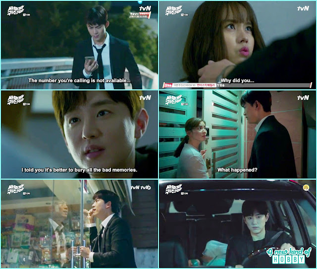 bong pal madly searching for Hyun Ji  - Let's Fight Ghost - Episode 15 Review