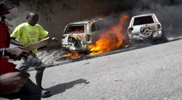 Haiti Batalkan Kenaikan BBM Setelah Kerusuhan Pecah di Ibu Kota