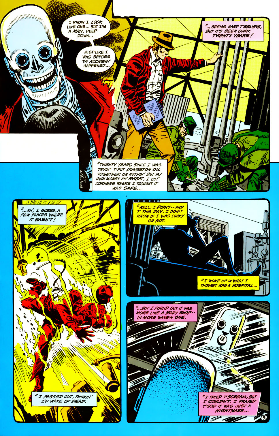 Comic Adventures of the Outsiders issue 13