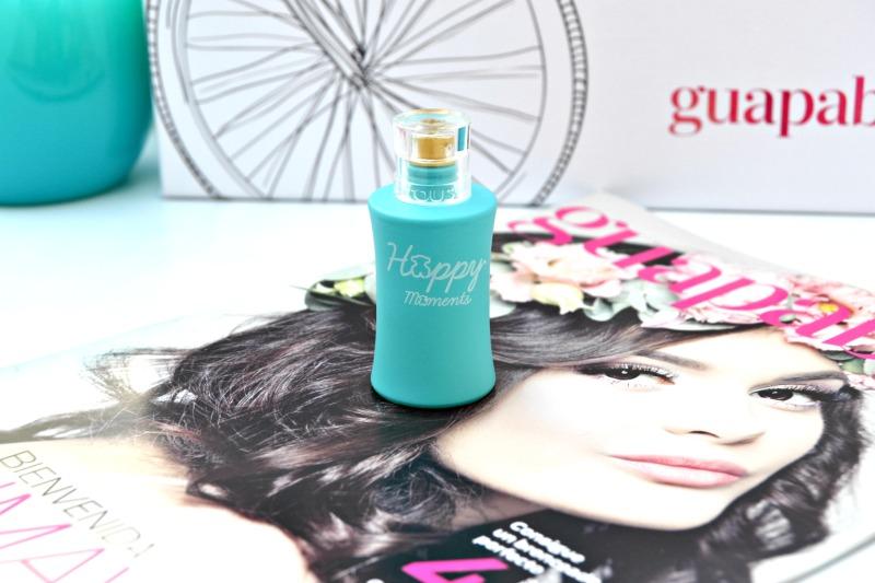 Contenido caja de belleza Guapabox abril 2016