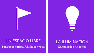 comprar muebles online - espacio e iluminación