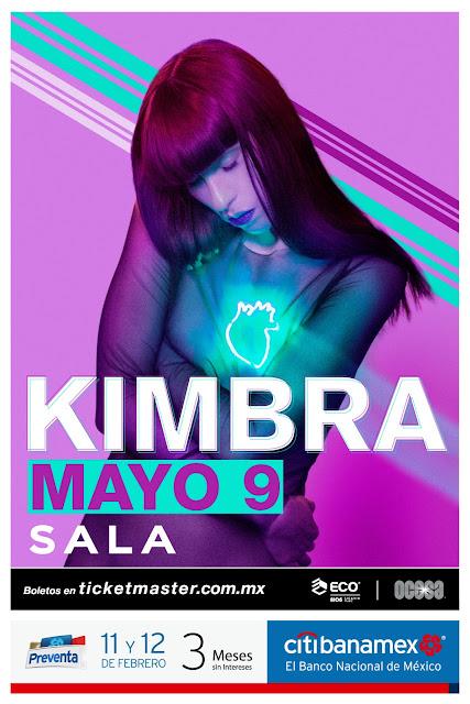 Kimbra en Ciudad de México