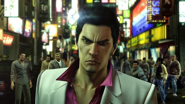 SEGA diam-diam mengumumkan jadwal perilisan untuk PC lewat gif Goro Majima.