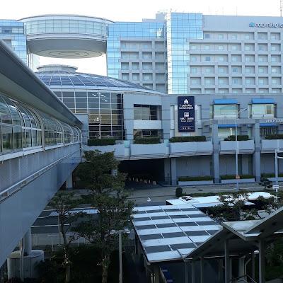 関西国際空港のファーストキャビン