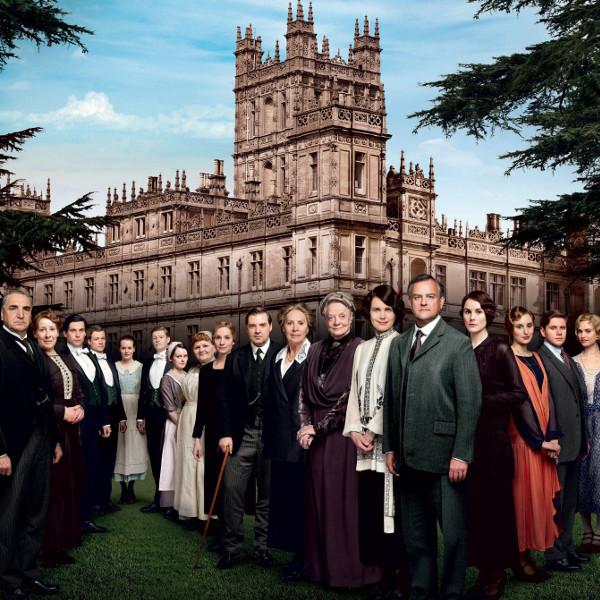 Art et glam 5 raisons de devenir accro la s rie downton abbey - Downton abbey histoire ...