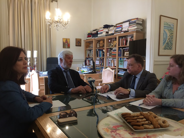 Περιφέρεια Πελοποννήσου: Για πρώτη φορά συνεργασία Ελληνικής Περιφέρειας με Περιφέρεια της Πολωνίας