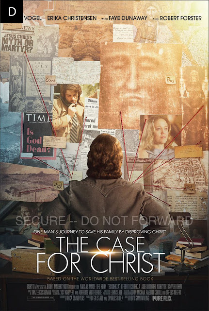 The Case for Christ (2017) ταινιες online seires oipeirates greek subs
