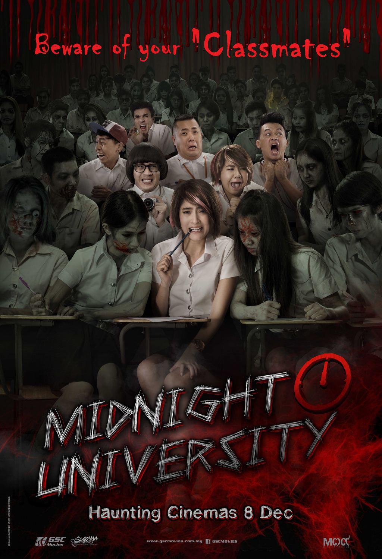 Đại Học Ma - Midnight University (2016) (2016)