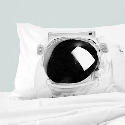Spaceman Dream Pillowcase