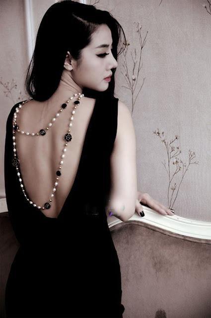Hot girl Moon Trần
