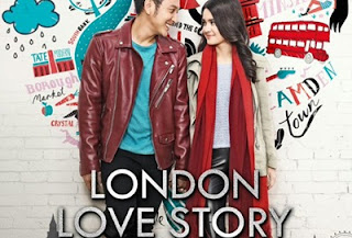 OST (Original Soundtrack) Film London Love Story 2016
