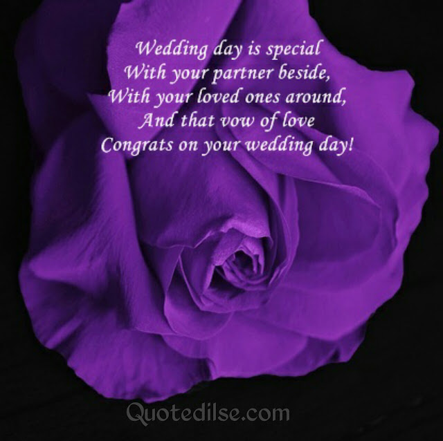 happy marriage quotes in english