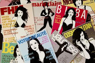 Expo : Les Uns et les Unes - Miss Tic à la Galerie W - Prolongation jusqu'au 31 octobre 2013