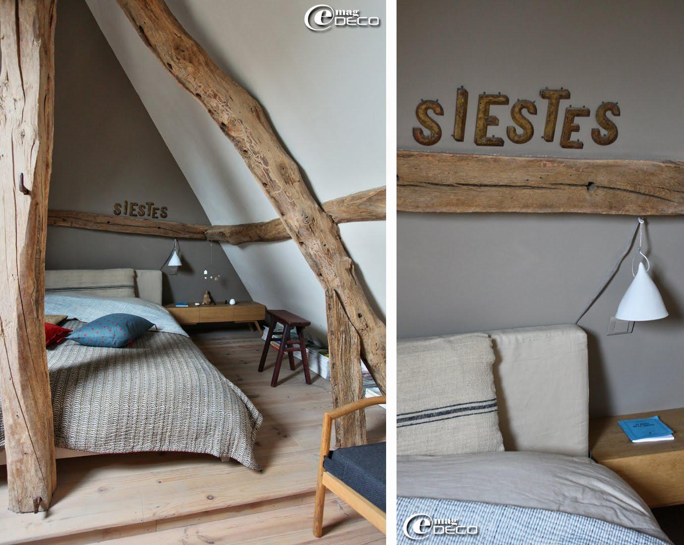 empreinte vintage dans une long re e magdeco magazine de d coration. Black Bedroom Furniture Sets. Home Design Ideas