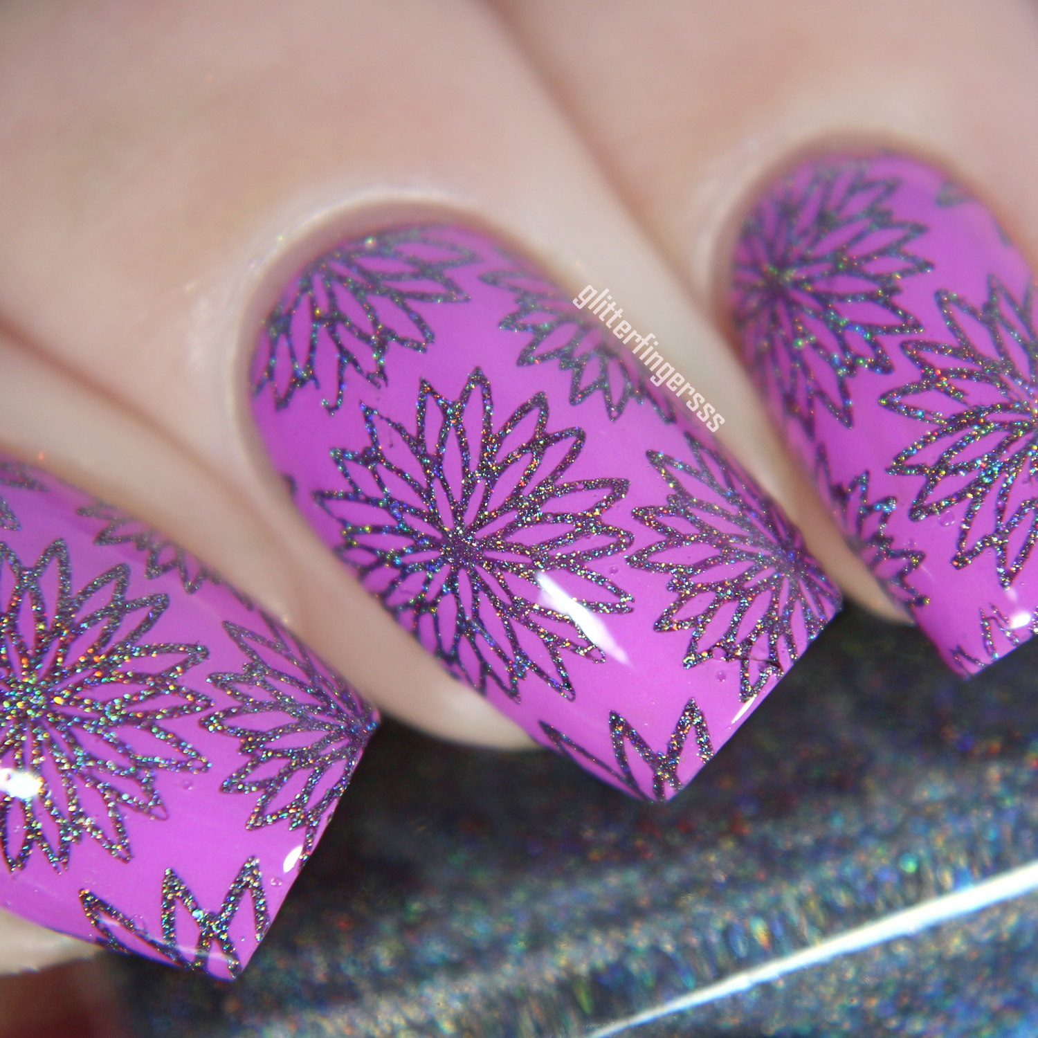 Colors by Llarowe | Stamping polishes ~ Glitterfingersss in english