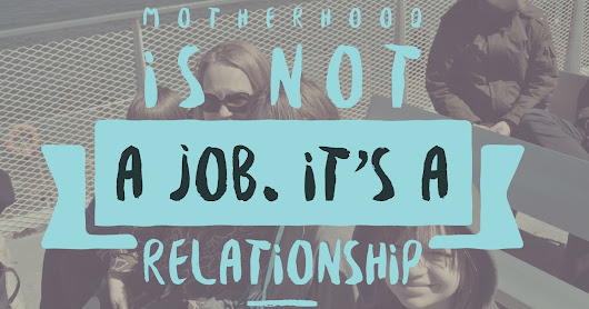 It's Not a Job. It's a Relationship.