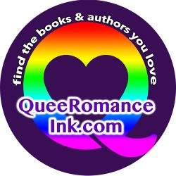 Proud to be a QueeRomance Ink author!