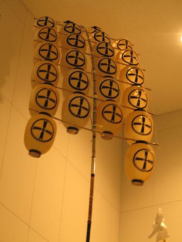 Kanto Festival Lanterns, Akita