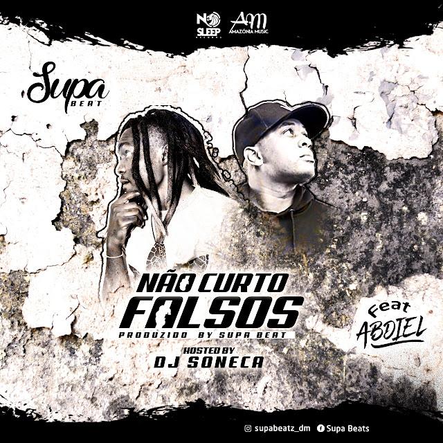 """Abdiel rima no som """"Não curto falsos"""" produzido por Supa Beatz Hosted by Dj Soneca"""