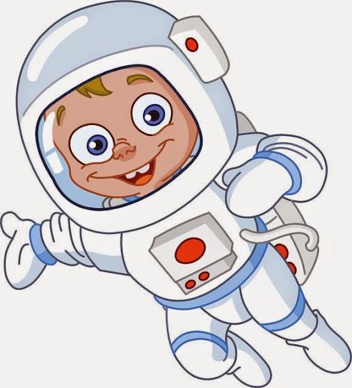 Mewarnai Gambar Astronot Astronot Atau Antariksawan Adalah Orang