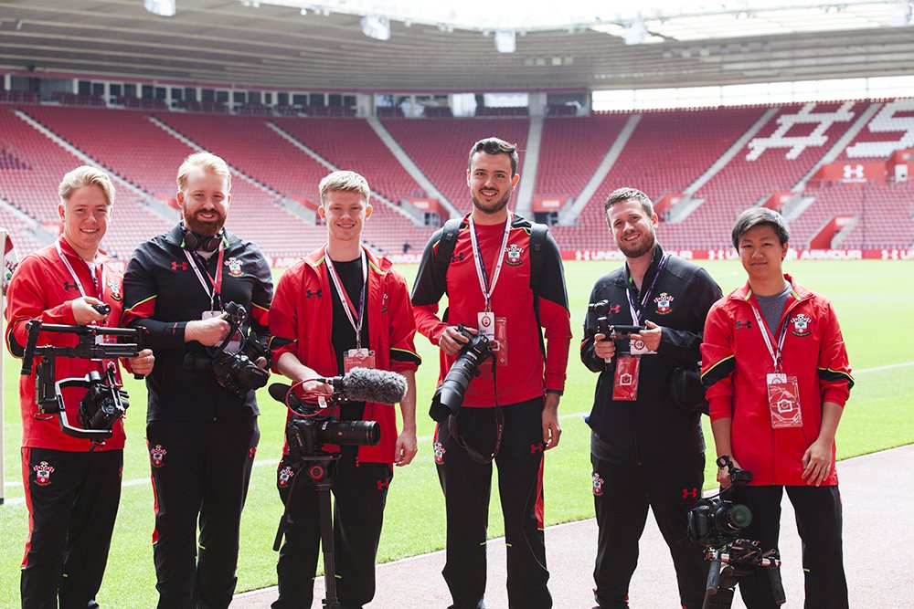 Solent Creatives: Solent Creatives and Southampton FC - The