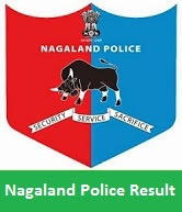 Nagaland Police Result