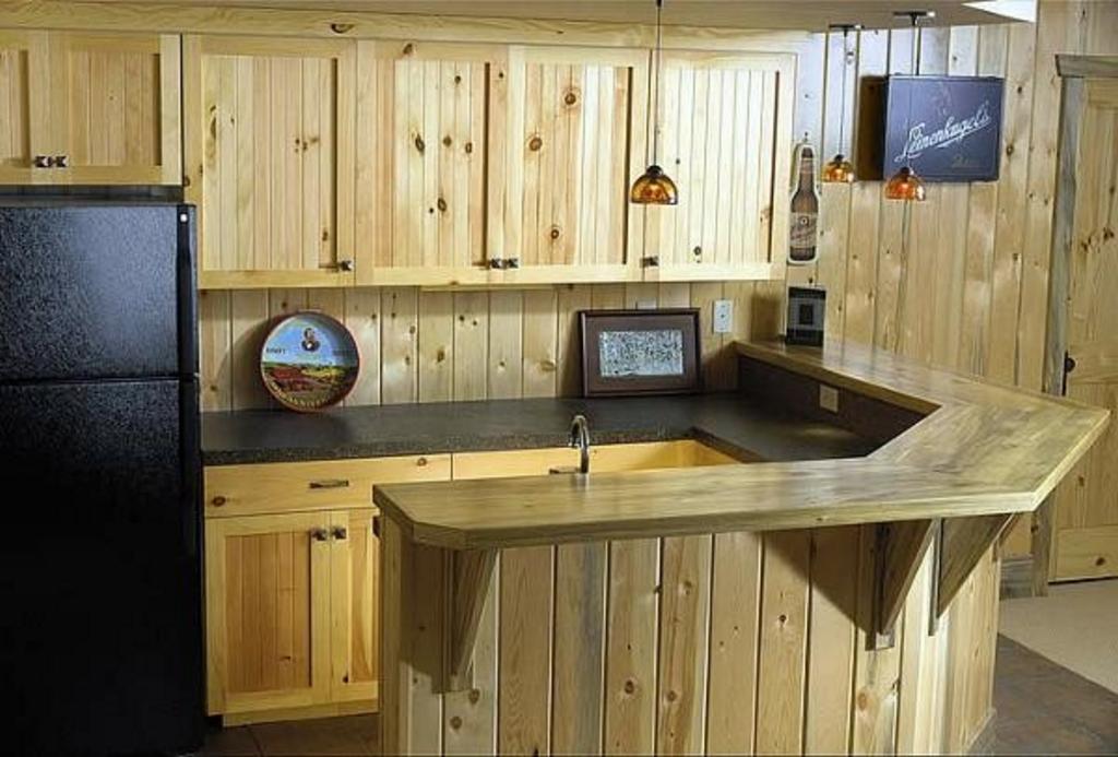 Inspirasi Populer 11 Desain Kitchen Set Dari Kayu Pallet
