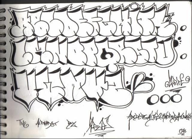 Graffiti Bubble Letters Voyance Langlet Bourgogne